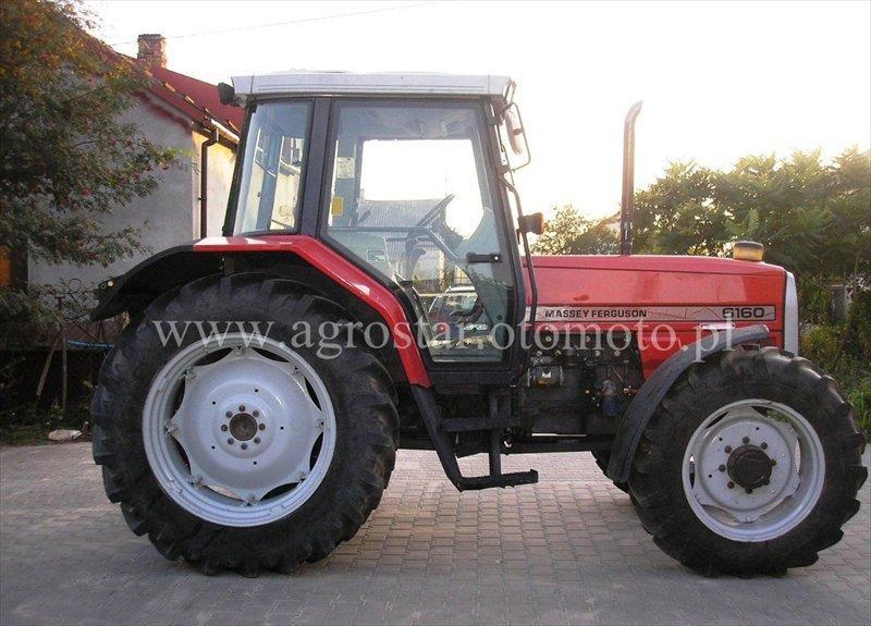 MASSEY FERGUSON 6160 1995 traktor, ciągnik rolniczy - Maszyny i