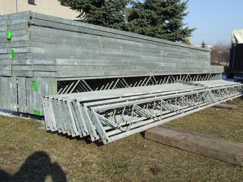 Konstrukcje dachowe stalowe